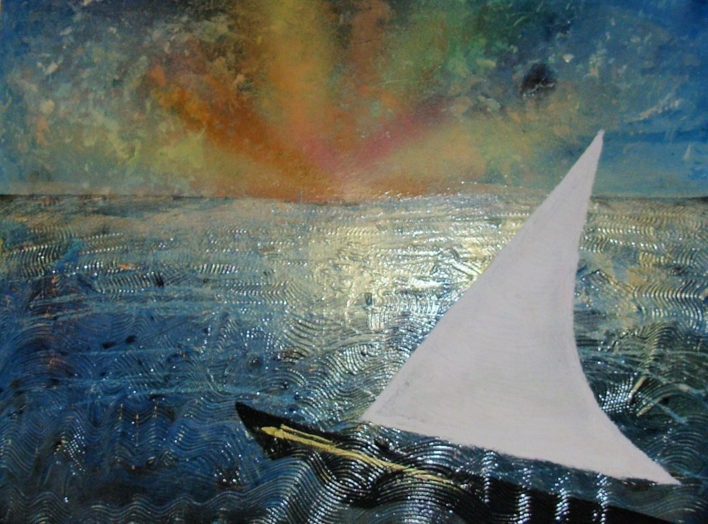 """The Sail"" by Allegra E. Borghese"